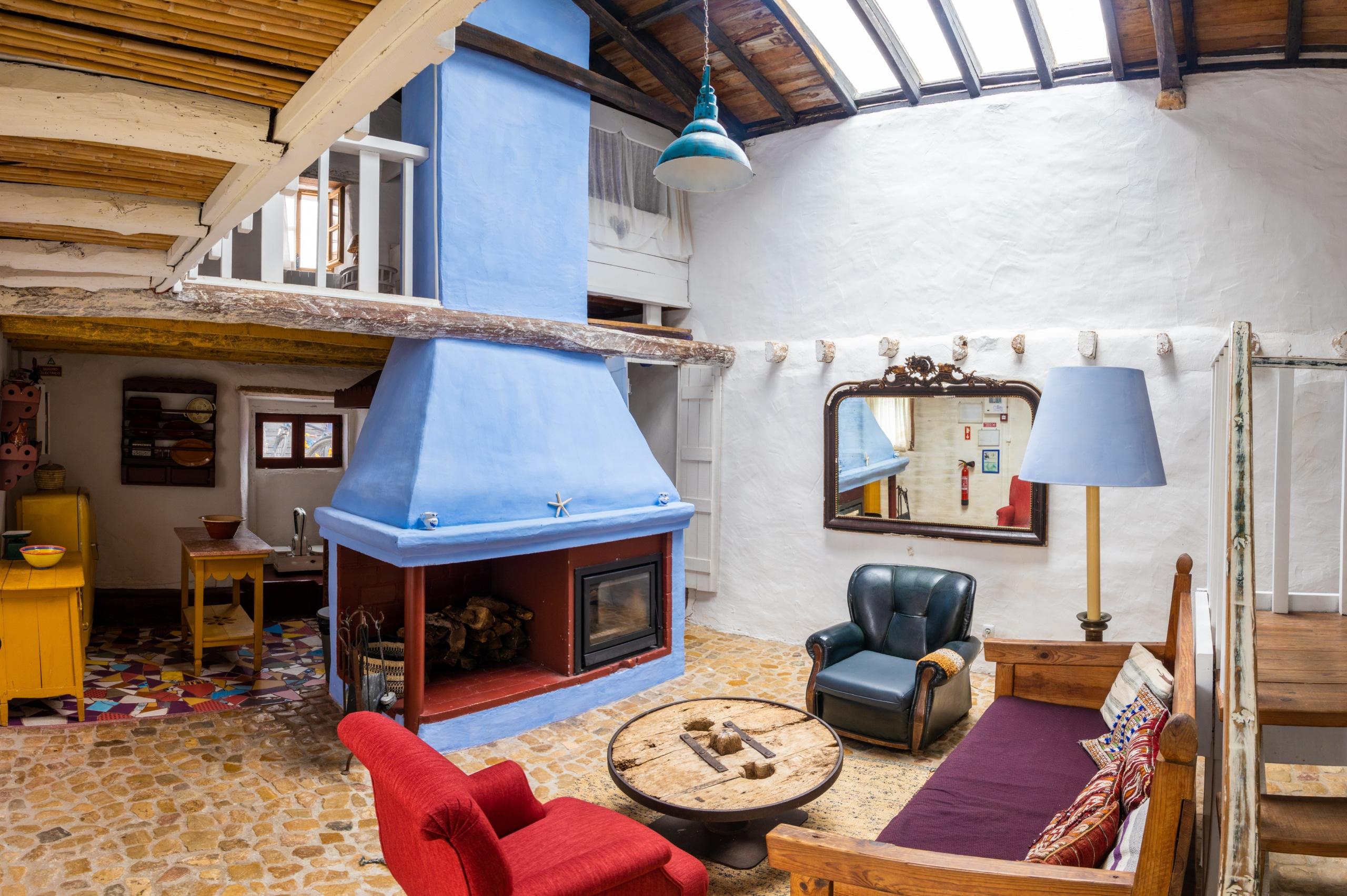 AYRF | Ashtanga Yoga Retreat 2022 - House inside