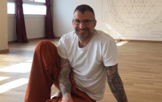 Chris - Ashtanga Yoga Raum Frankfurt