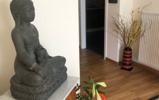 Entrance 1 - Ashtanga Yoga Raum Frankfurt