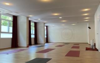 Shala - Ashtanga Yoga Raum Frankfurt