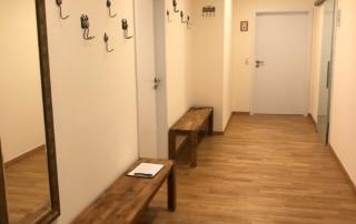 Dressing Room 2 - Ashtanga Yoga Raum Frankfurt